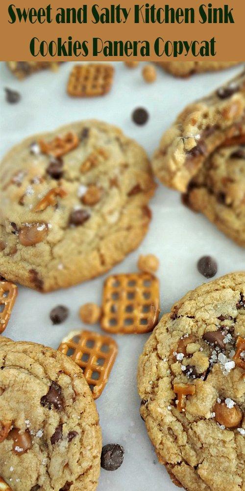 Kitchen Sink Cookies Panera Copycat